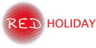 RED Holiday Logo