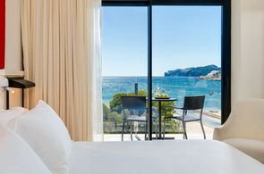 H10 Playas de Mallorca Zimmer