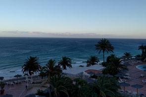 Abendstimmung im SBH Club Paraiso Playa