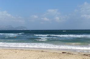 Blick auf den Strand der Playa de Palma