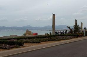 Der Fahrradweg von der Playa de Palma in die Inselhauptstadt Palma de Mallorca verläuft ohne große Steigungen und ist somit auch für ungeübte Radfahrer zu empfehlen