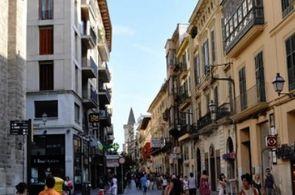 Ein Bummel durch die Altstadt von Palma ist ein beliebter Programmpunkt bei Gruppenreisen