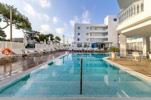 Hotel Triton Beach in Cala Ratjada