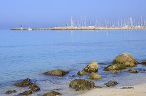 Blick auf das Meer in Can Pastilla