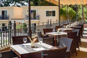 Außenterrasse des Restaurants des Occidental Playa de Palma