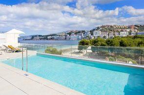 Pool des Hotels Sky Senses in Santa Ponsa