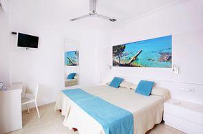 Zimmer des Hotels Kilimanjaro