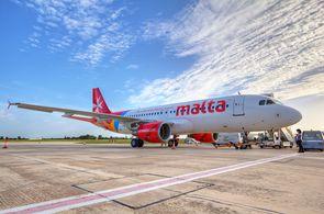 Unser Partner Air Malta bringt Sie von vielen Flughäfen nonstop nach Mallorca