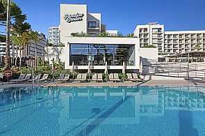 Gruppenreisen Mallorca 2021: Das Hotel Paradiso Garden an der Playa de Palma ist ab sofort für das kommende Jahr buchbar.