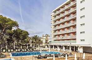 Pool des Hotel Leman