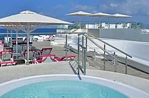 Skybar Hotel Hispania