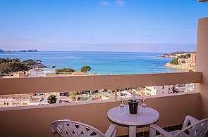 Blick auf das Meer vom Hotel Valentin Reina Paguera