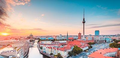 Berlin ist ein beliebtes Ziel für Gruppenreisen in Deutschland